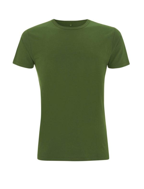 Bamboo Shirt leaf green